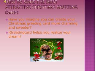 How To Make The Best Greeting Card For Christmas