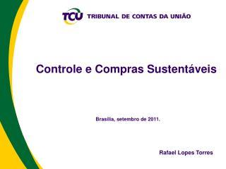 Controle e Compras Sustent�veis