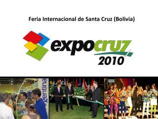 Feria Internacional  de Santa Cruz (Bolivia)