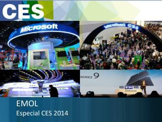 EMOL Especial CES 2014