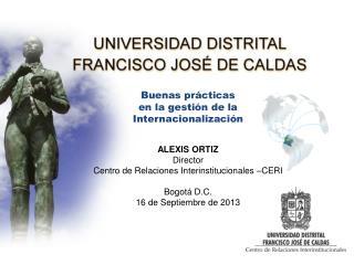 Buenas  prácticas  en  la  gestión de  la Internacionalización