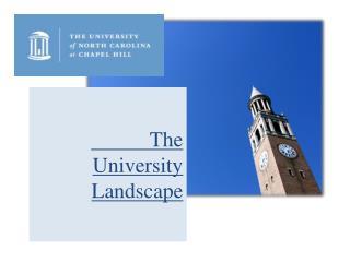 The University Landscape