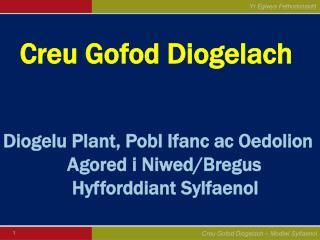 Creu Gofod Diogelach