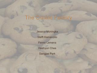 The Cookie Factory