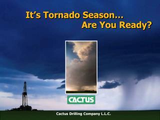 Tornado Precautions