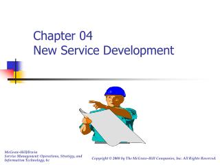 Chapter 04 New Service Development