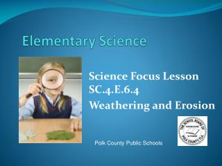 Elementary Science