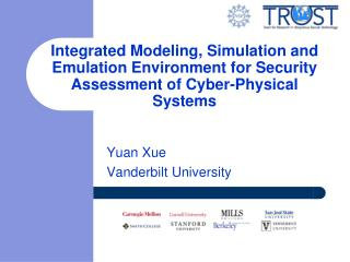 Yuan Xue Vanderbilt University