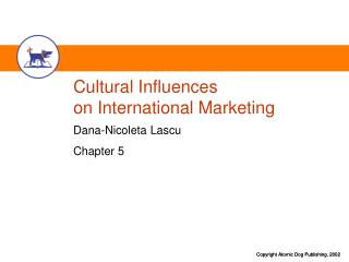 Cultural Influences on International Marketing
