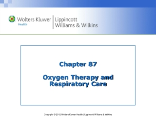 Hazards of Oxygen Therapy