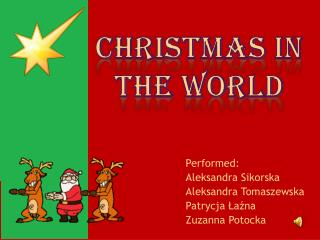 Christmas in the world