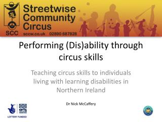 Performing (Dis)ability through circus skills