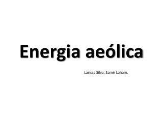 Energia  aeólica
