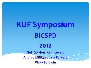 KUF Symposium