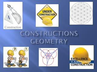 Constructions Geometry