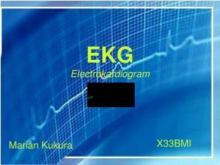 EKG Electrokardiogram