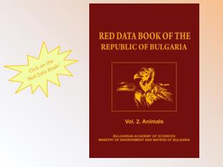 Click on the Red Data Book!