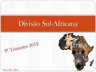Divisão Sul-Africana