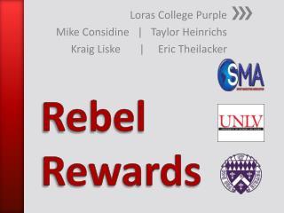 Rebel Rewards