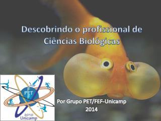 Descobrindo o profissional de Ciências Biológicas