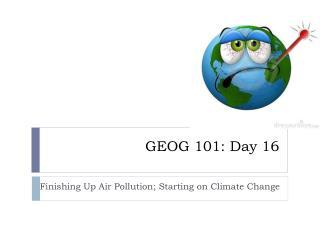 GEOG 101: Day 16