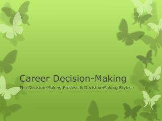 Career Decision-Making