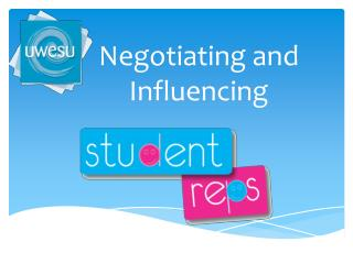 Negotiating and Influencing
