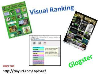 Visual Ranking