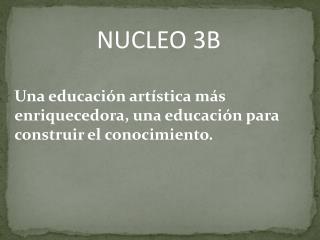 NUCLEO  3B