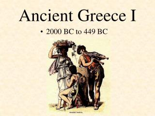 Ancient Greece I