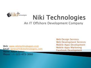 Niki Technologies