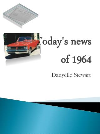 Today's news  of 1964