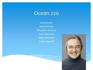 Ocean 220