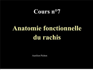 Cours n