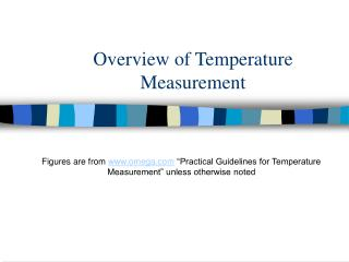 Overview of Temperature Measurement