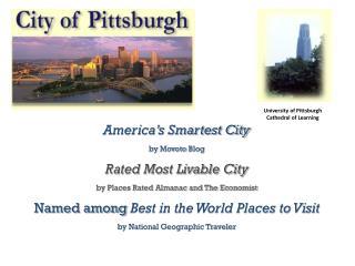America's Smartest City by  Movoto  Blog