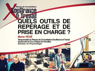 QUELS OUTILS DE REPÉRAGE ET DE  PRISE EN CHARGE ?