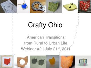 Crafty Ohio