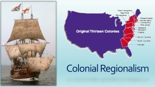 Colonial Regionalism