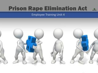 Prison Rape Elimination Act