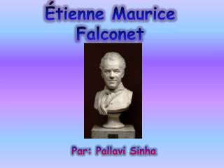 �tienne Maurice Falconet