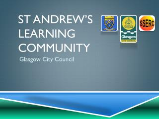 St Andrew's  Learning Community