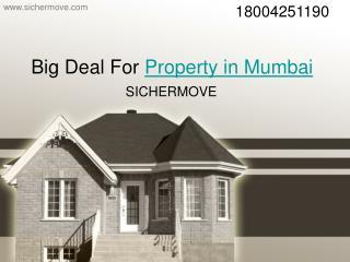 Real Estate Mumbai, Residential & Rented Property