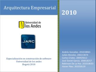 Arquitectura Empresarial