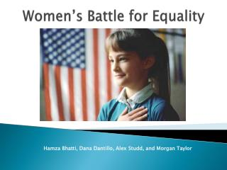 Women's Battle for Equality