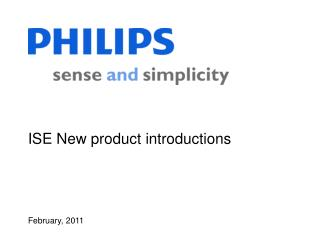 ISE New product introductions