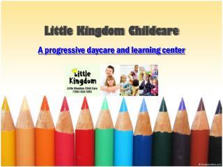 Little Kingdom Child Care in Carlsbad