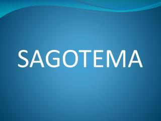 SAGOTEMA