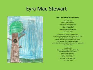 Eyra Mae Stewart