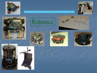 Catagorizing Robots